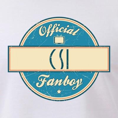Official CSI Fanboy