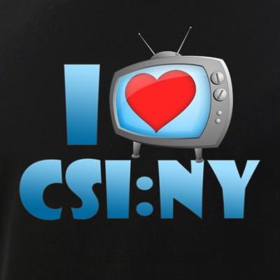 I Heart CSI: NY