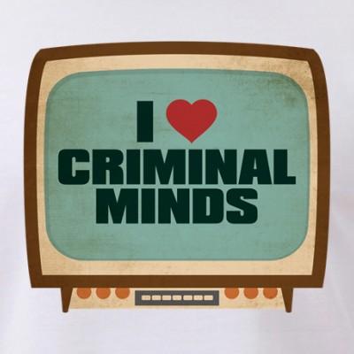 Retro I Heart Criminal Minds
