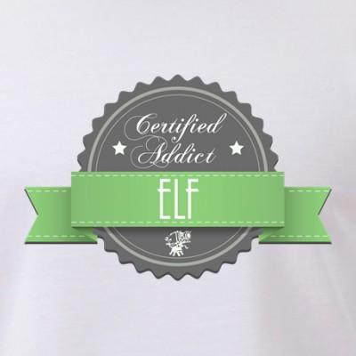 Certified Addict: Elf