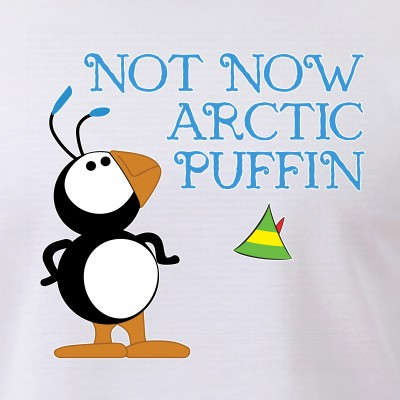Not Now Arctic Puffin
