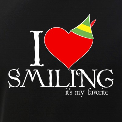 Elf - I Heart Smiling