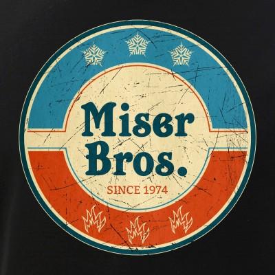 Miser Bros. Vintage Label