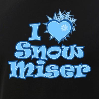 I Heart Snow Miser