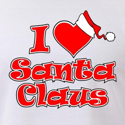 I Heart Santa Claus