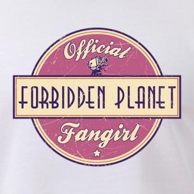 Official Forbidden Planet Fangirl