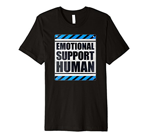 Emotional Support Human Premium T-Shirt