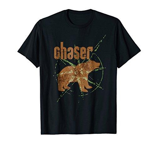 Mens Gay Bear Chaser Compass T-Shirt