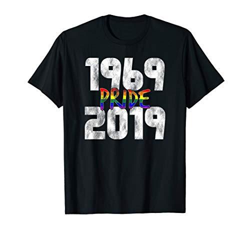 1969-2019 50th Pride Anniversary T-Shirt