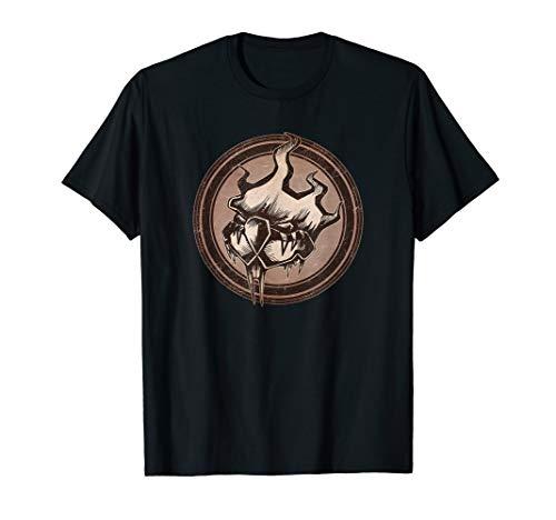 Distressed Wild Beaver Stamp T-Shirt