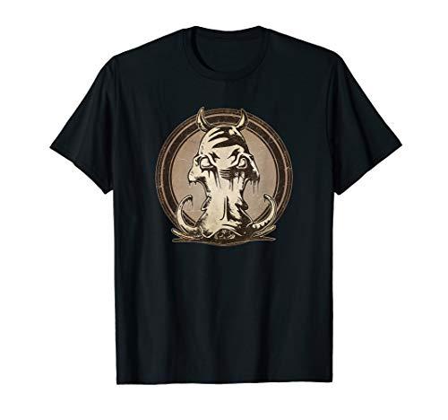 Distressed Wild Boar Stamp T-Shirt