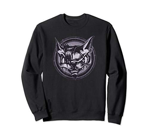Wild Cat Grunge Animal Sweatshirt