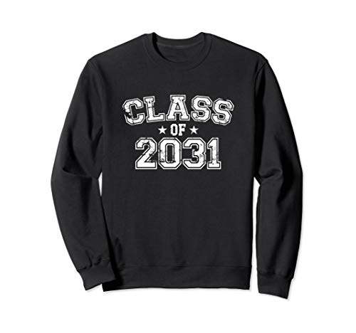 Distressed Class of 2031 Sweatshirt