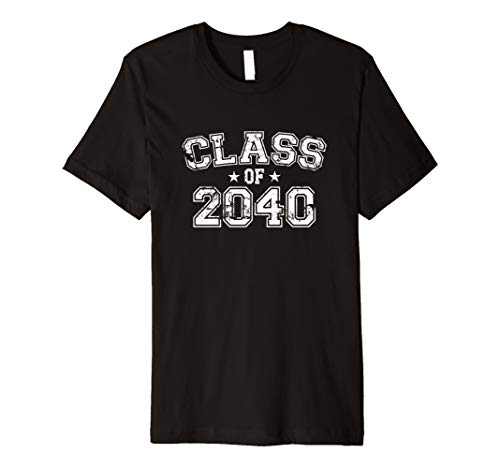 Distressed Class of 2040 Premium T-Shirt