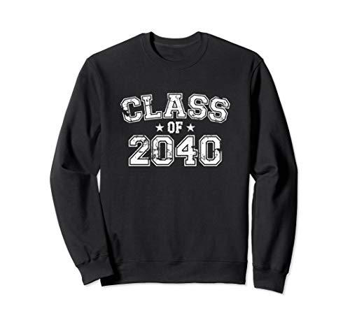Distressed Class of 2040 Sweatshirt
