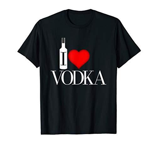 I Heart Vodka T-Shirt