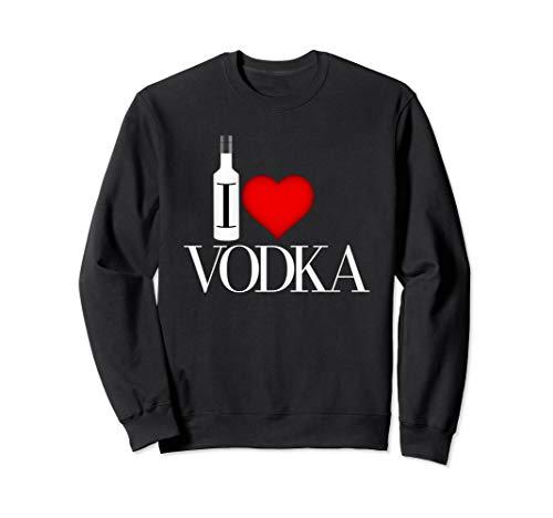 I Heart Vodka Sweatshirt