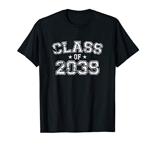 Distressed Class of 2039 T-Shirt
