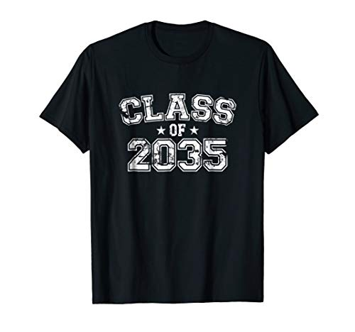 Distressed Class of 2035 T-Shirt