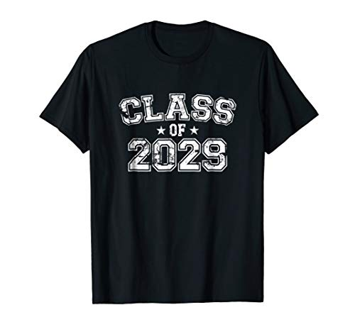 Distressed Class of 2029 T-Shirt