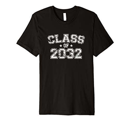 Distressed Class of 2032 Premium T-Shirt