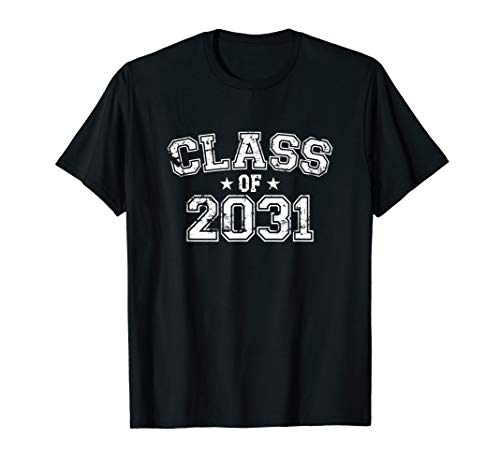 Distressed Class of 2031 T-Shirt