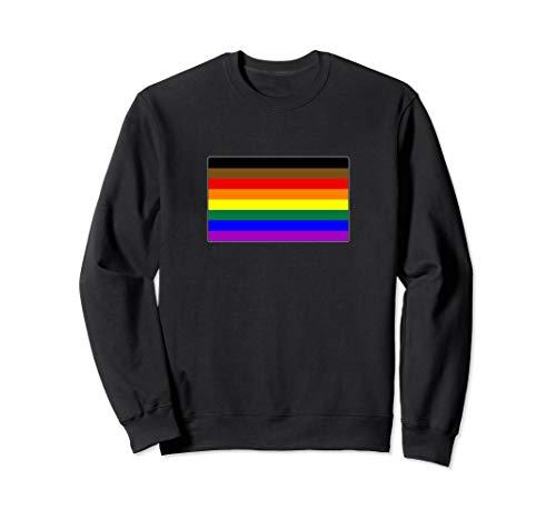 Philly LGBTQ Gay Pride Flag Sweatshirt