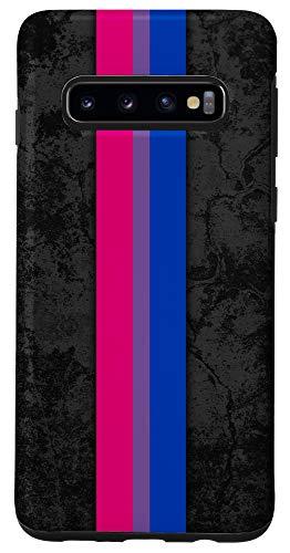 Galaxy S10 Bisexual Pride Flag Stripe Case