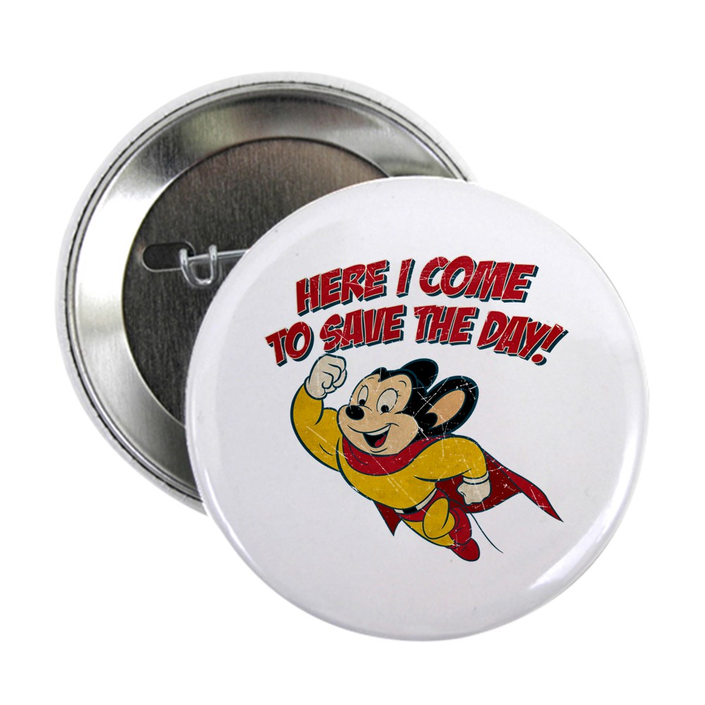 Mighty Mouse - Here I Come to Save the Day 2.25
