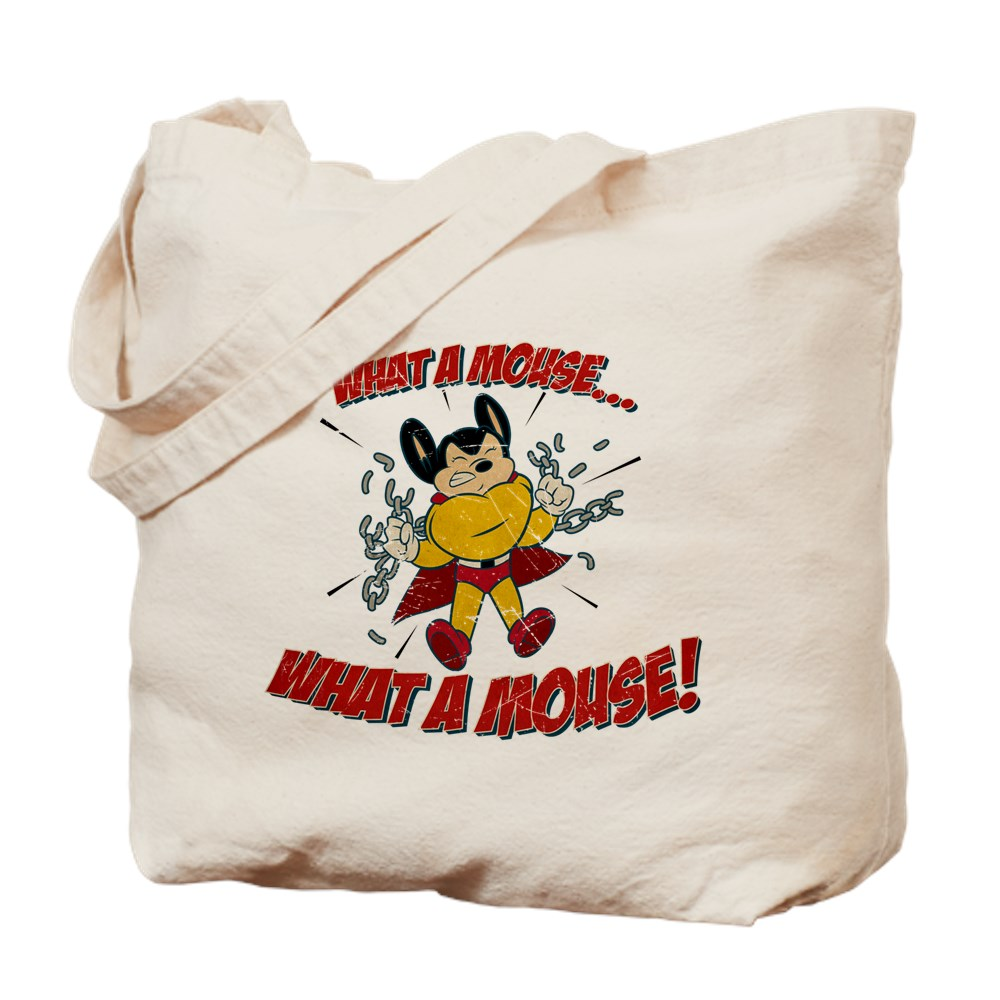 Mighty Mouse - What a Mouse! Tote Bag