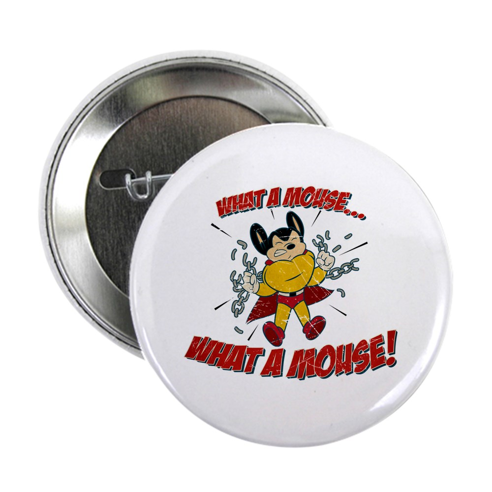 Mighty Mouse - What a Mouse! 2.25