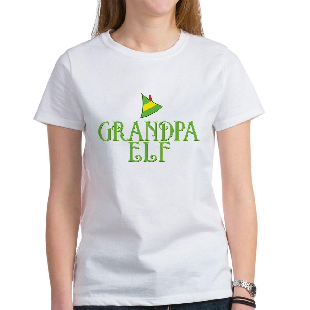 Grandpa Elf Women's T-Shirt
