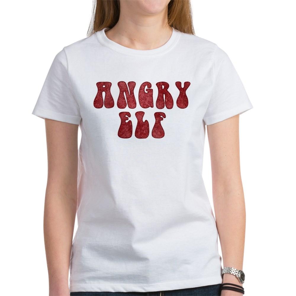 Angry Elf Women's T-Shirt