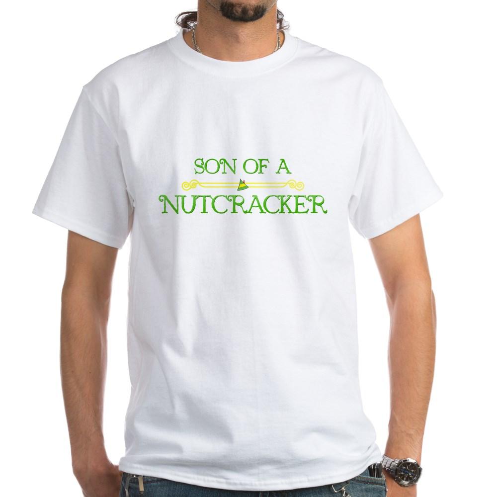 Son of a Nutcracker White T-Shirt