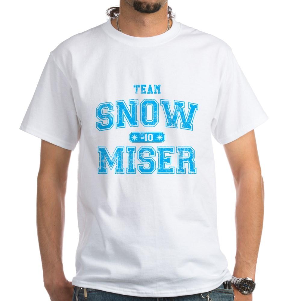Team Snow Miser White T-Shirt