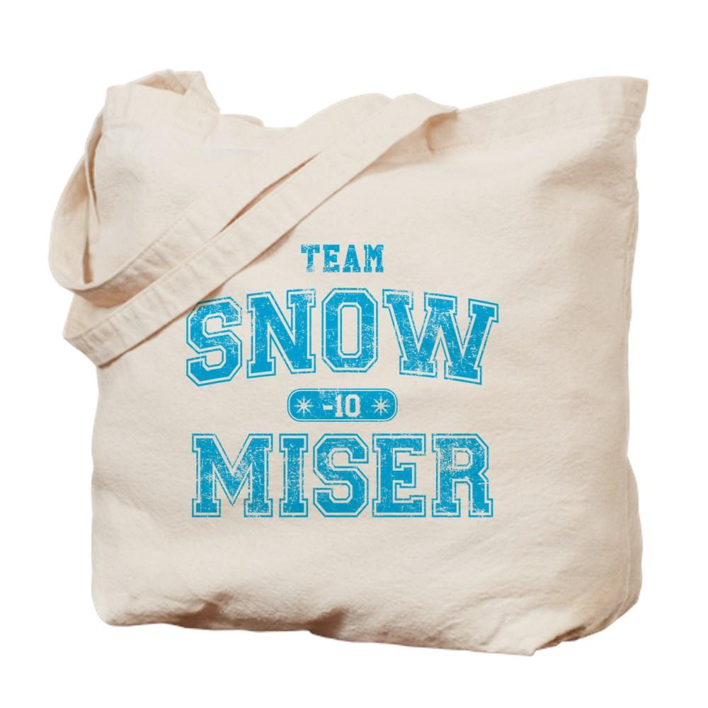 Team Snow Miser Tote Bag