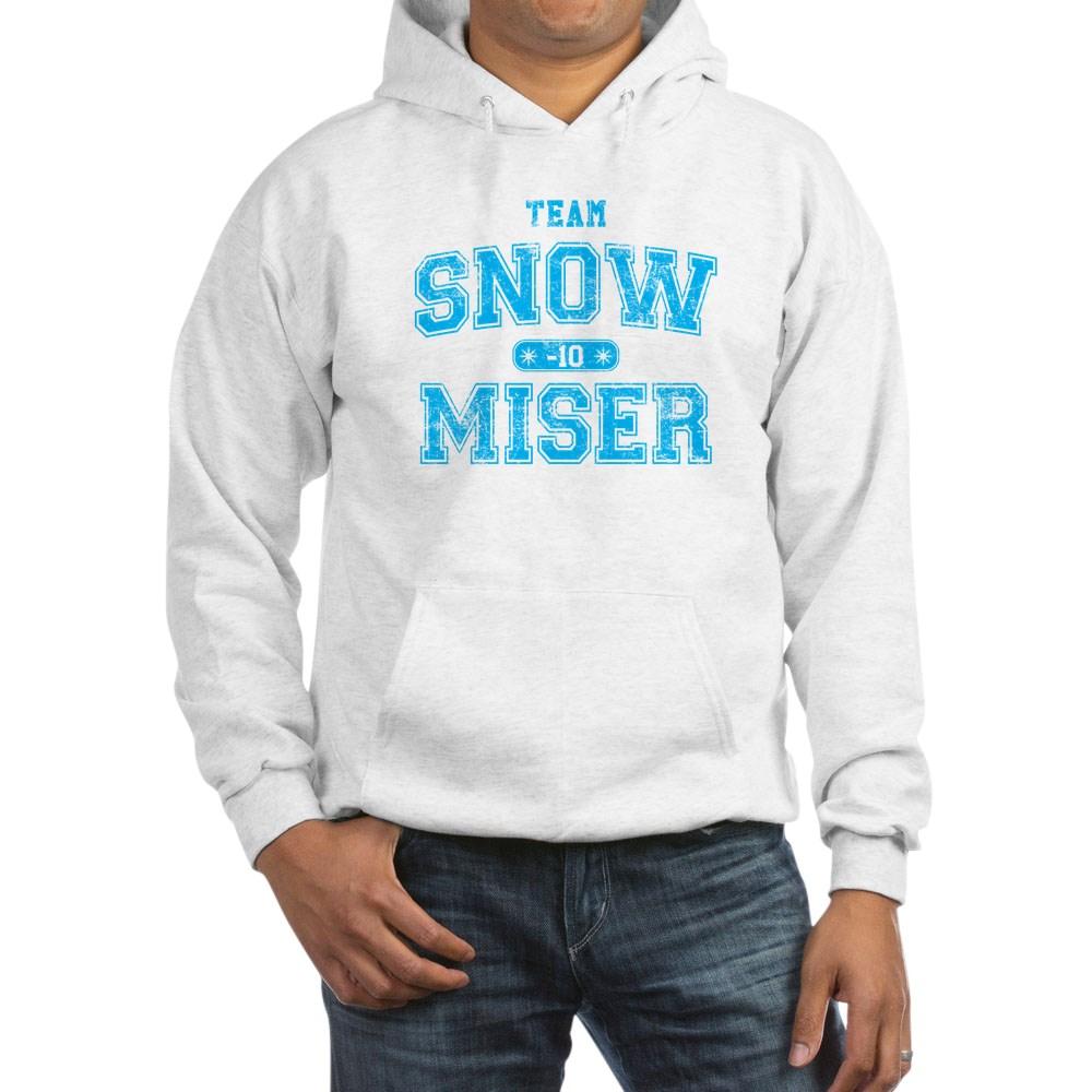Team Snow Miser Hooded Sweatshirt