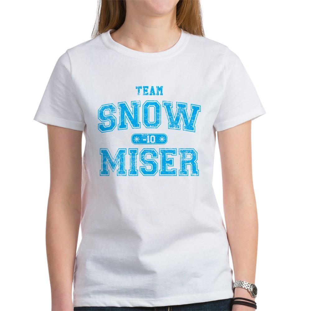 Team Snow Miser Women's T-Shirt