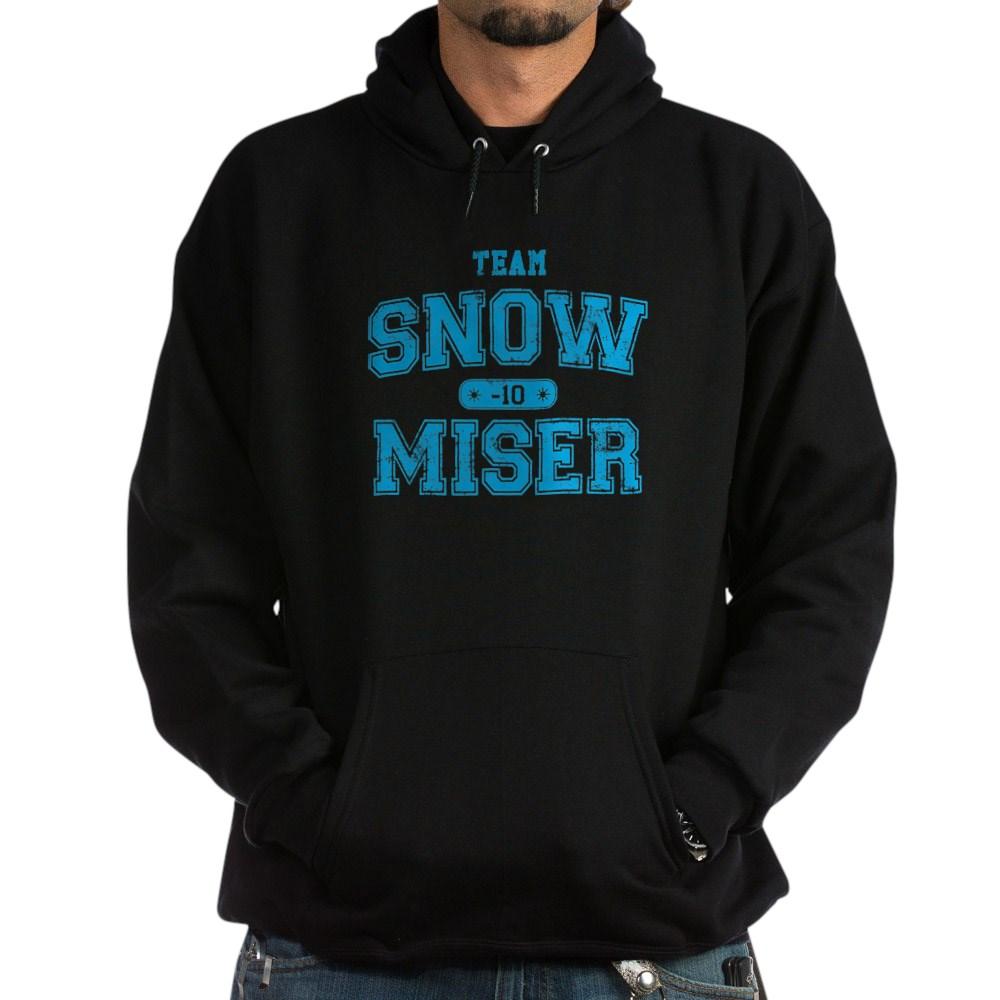 Team Snow Miser Dark Hoodie