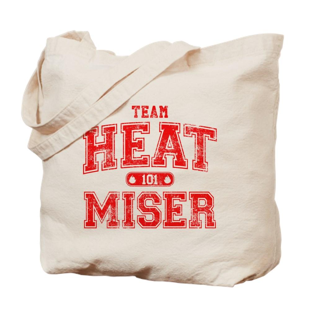 Team Heat Miser Tote Bag