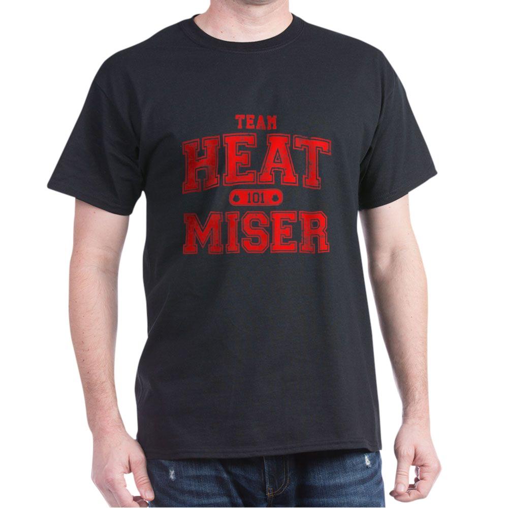 Team Heat Miser Dark T-Shirt