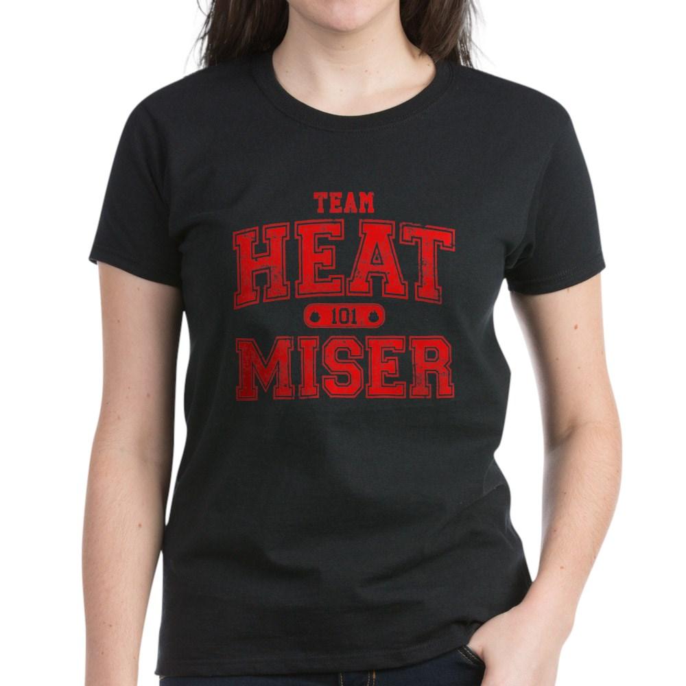 Team Heat Miser Women's Dark T-Shirt