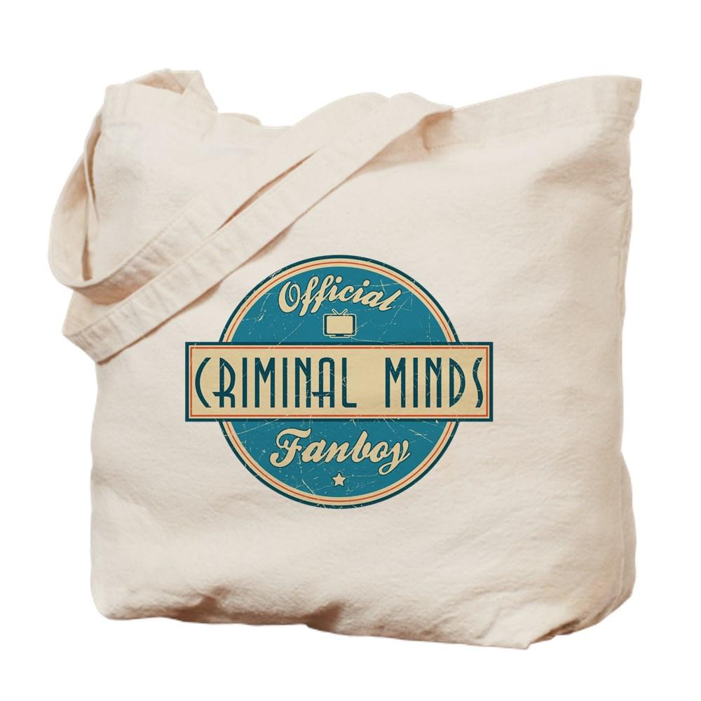 Official Criminal Minds Fanboy Tote Bag