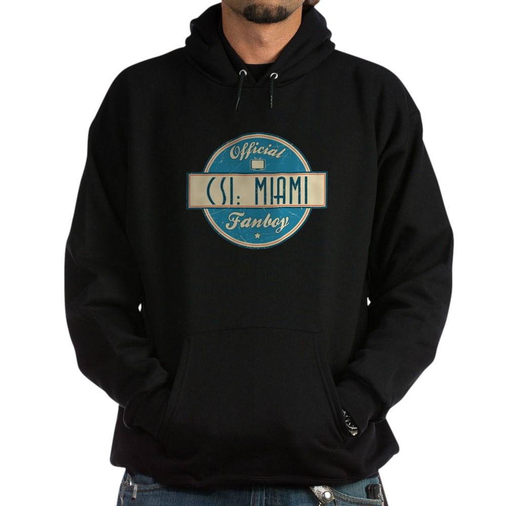 Official CSI: Miami Fanboy Dark Hoodie