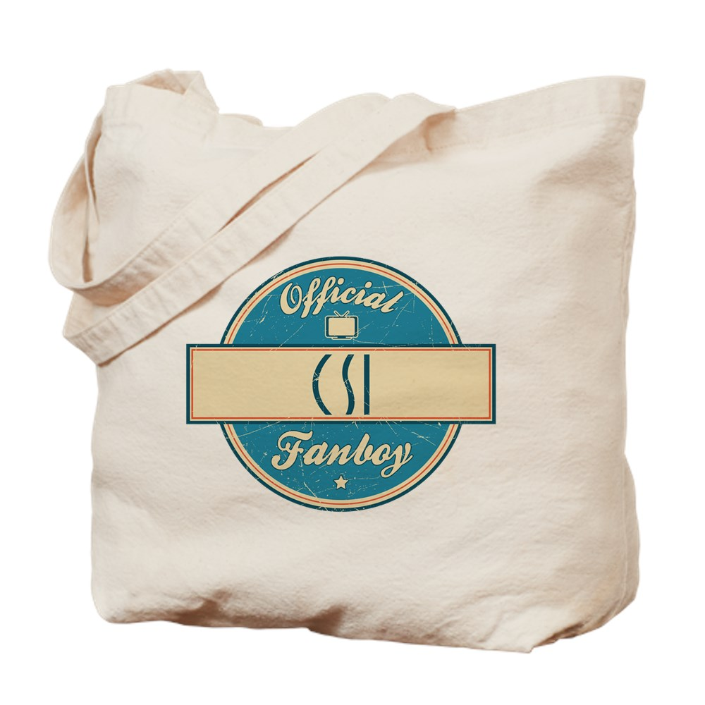 Official CSI Fanboy Tote Bag