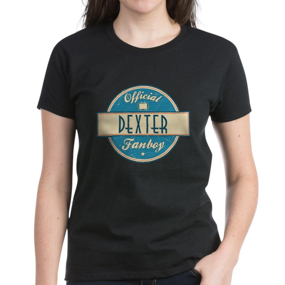 Official Dexter Fanboy Women's Dark T-Shirt