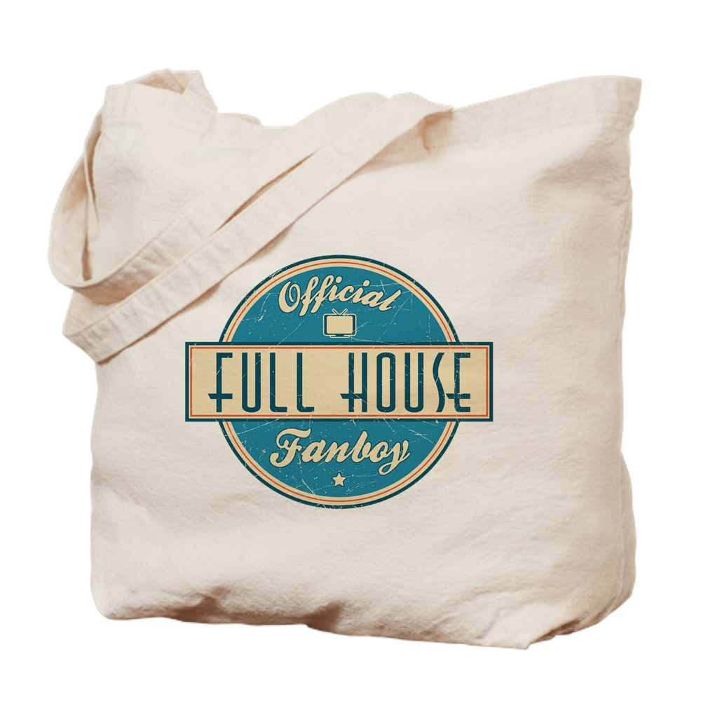 Official Full House Fanboy Tote Bag