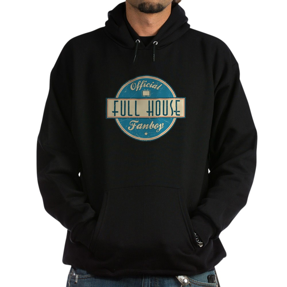 Official Full House Fanboy Dark Hoodie