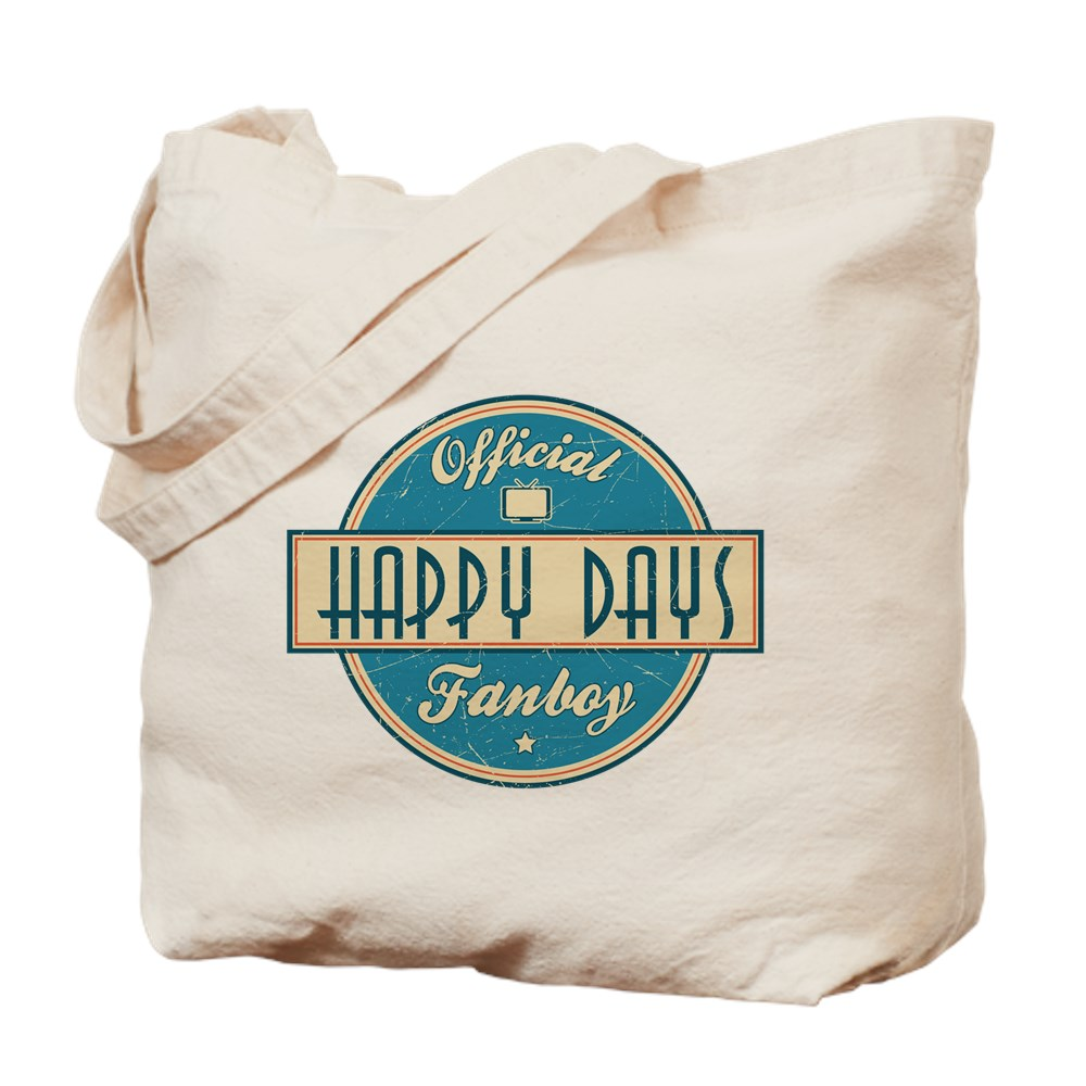 Official Happy Days Fanboy Tote Bag