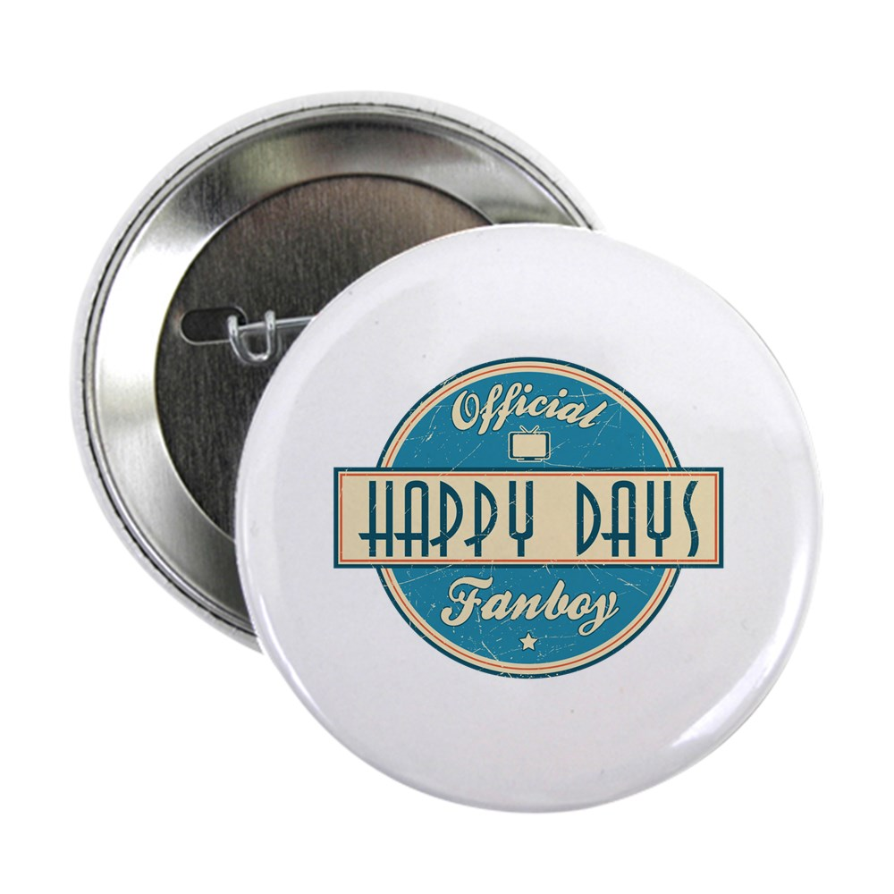 Official Happy Days Fanboy 2.25